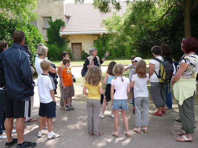 Les visites insolites du jardin zoologique de la t te d or for Jardin zoologique de lyon