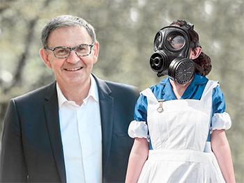 David Kimelfeld ou le fantasme de l'infirmière